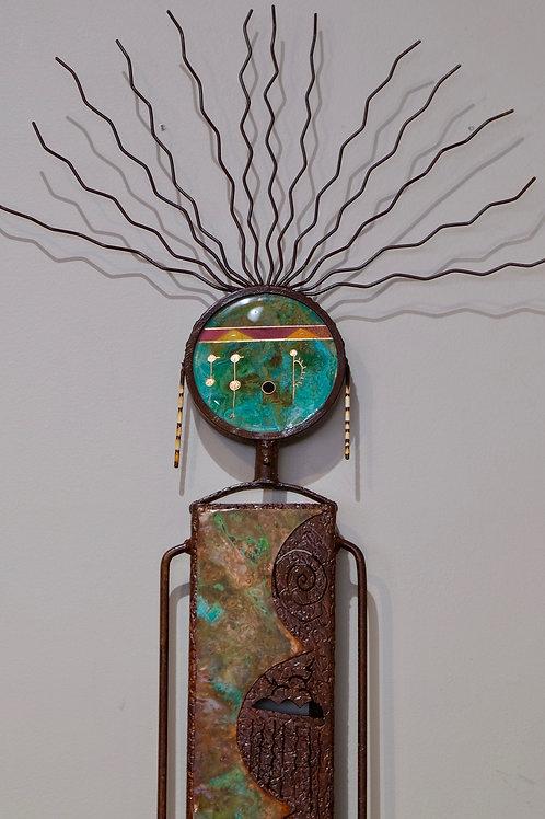 Mixed Media Metal Sculpture by Chris Turri