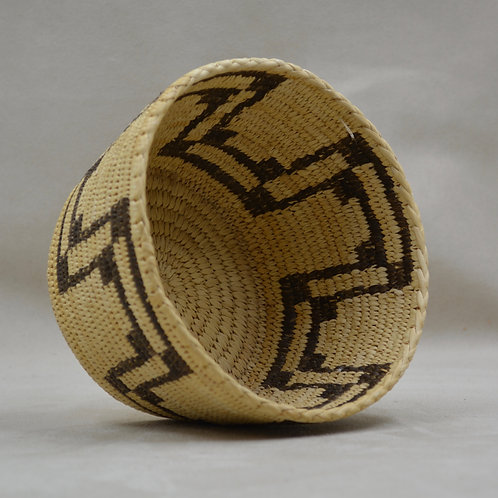 "Papago Basket 18 // 6"" x 3 1/2"""