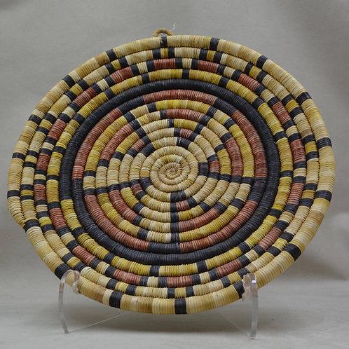 """Hopi Pueblo Basket #38 // 11 1/2"""" Dia"""