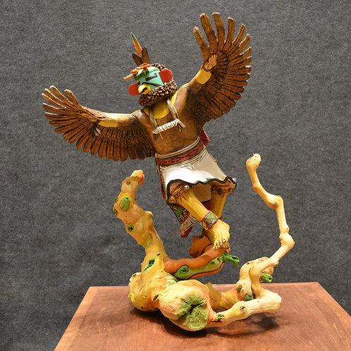 Katsina - Eagle Dancer by Loren Phillips