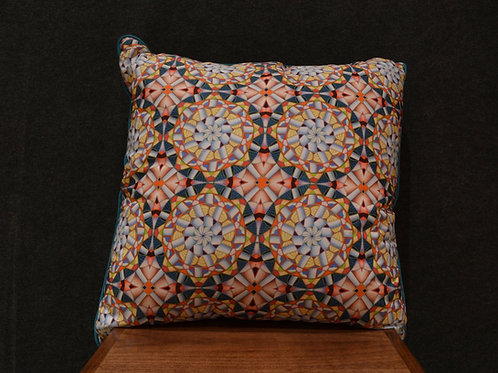"""Dreamcatcher 24"" Large Art Pillow by Libby Chadd"