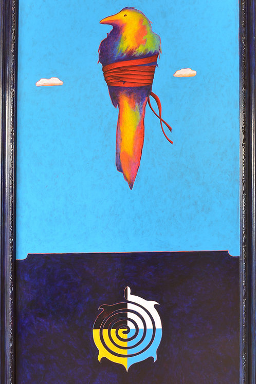 """Heaven and Earth"" by Rhett Lynch"