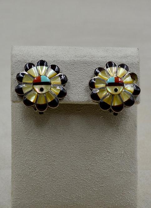 Zuni Pueblo Earrings