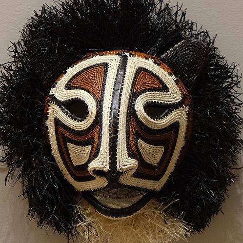 Little Tiger Emberá Mask