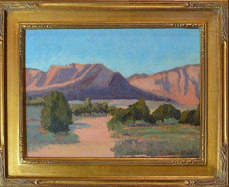 """""""Road to Chimayo"""" by Donal O'Toole"""