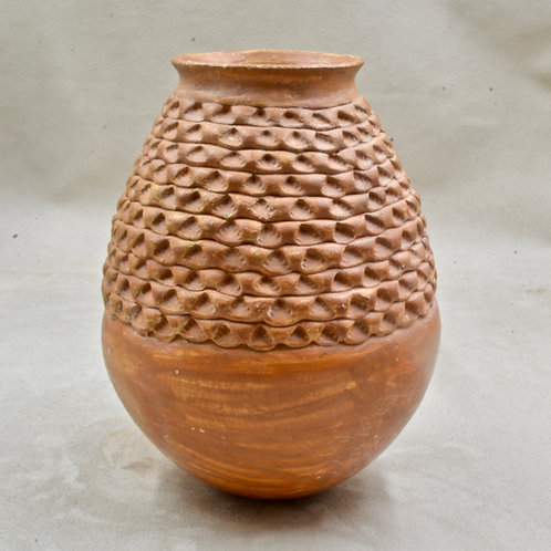 Acoma Vase by Lucy Lewis