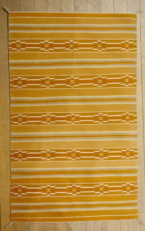 "Chinle Navajo Weaving - 50.5"" x 31"""