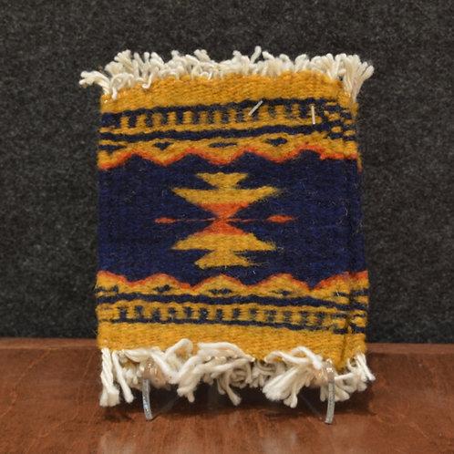 Zapotec Weaving 4-Pack Coasters