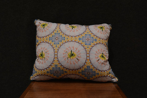"""Mana"" Art Pillow by Libby Chadd"
