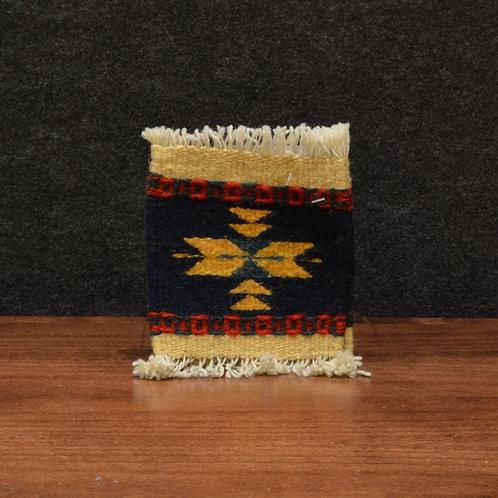 "Zapotec Coasters - 4 Pack - 4.5"" X 6"""