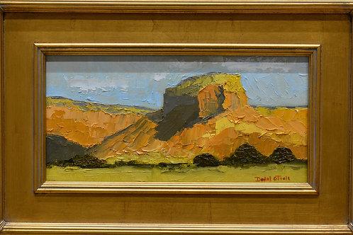 """Huerfano Mesa"" by Donal O'Toole"