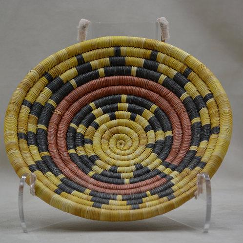 """Hopi Pueblo Basket #32 // 8"""" x 2 1/2"""""""