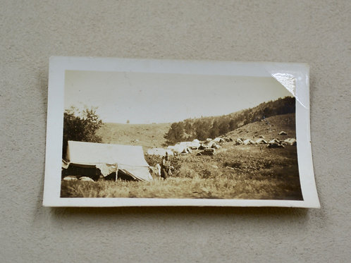 Photo of Sioux Camp - Ca 1935