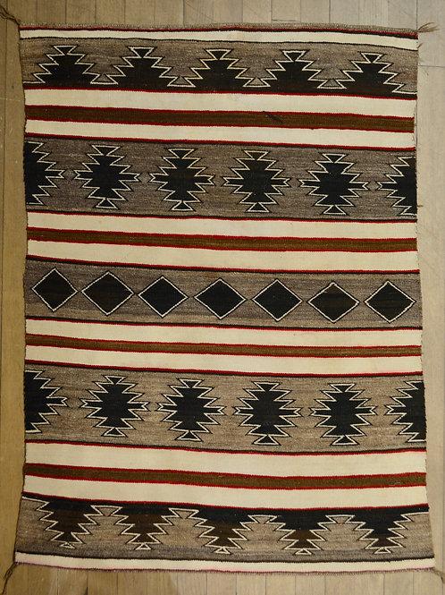 "Chinle Navajo Weaving - 58"" x 48"""