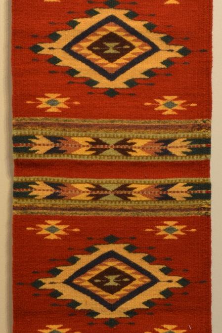 Zapotec Table Runner - 15&q