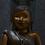 Thumbnail: Bronze Sculpture - Girl/Tabletta/Bowl by Kathleen Wall, Jemez Pueblo