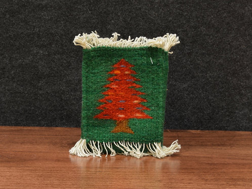 """Holiday Coasters - 4 Pack - 4.5"""" X 6"""""""