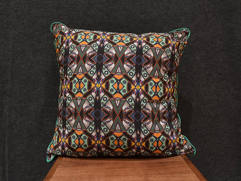 """""""Tinker Totem 24"""" Large Art Pillow by Libby Chadd"""