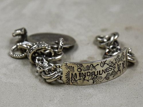 Mindfulness Bracelet by Melanie DeLuca