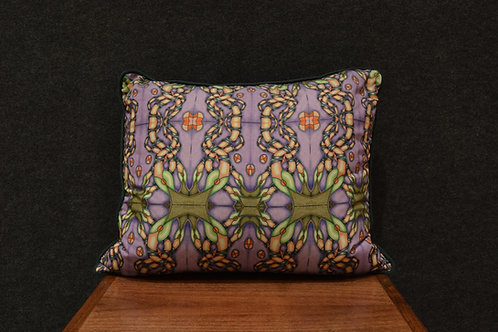 """""""Still Life with Tubers"""" Art Pillow by Libby Chadd"""
