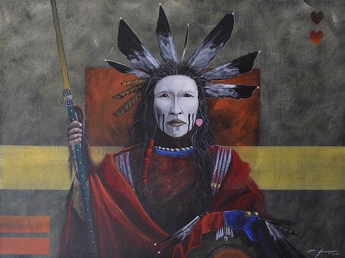 """Heart Song"" by Yellowman, Navajo"