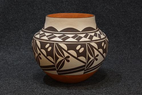 Black, White and Red by Robert Patricio - Acoma Pueblo