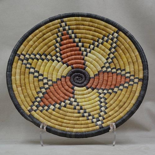 """Hopi Pueblo Basket #39 // 12 1/2"""" x 2"""""""