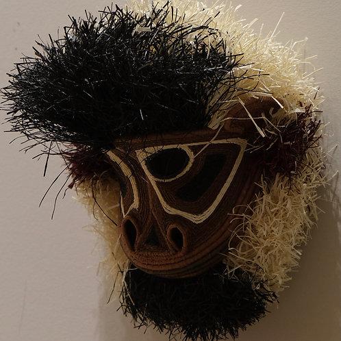 Monkey Emberá Mask