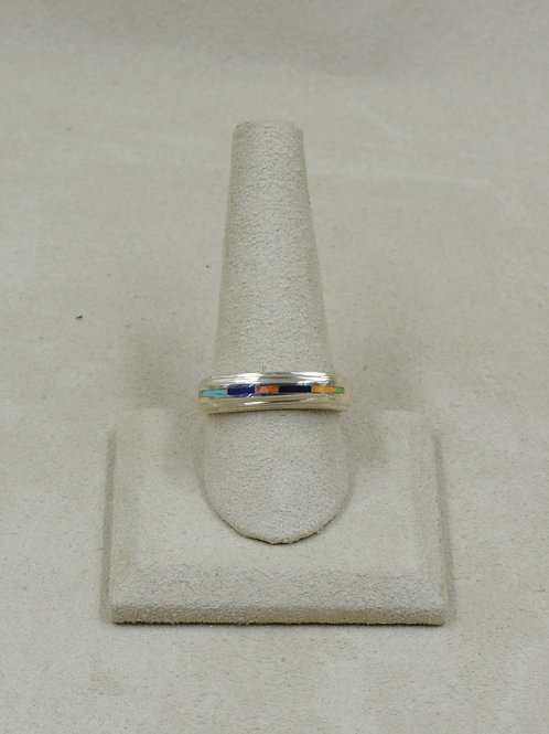 Gallup Multi-Stacker 10x Ring by GL Miller Studio