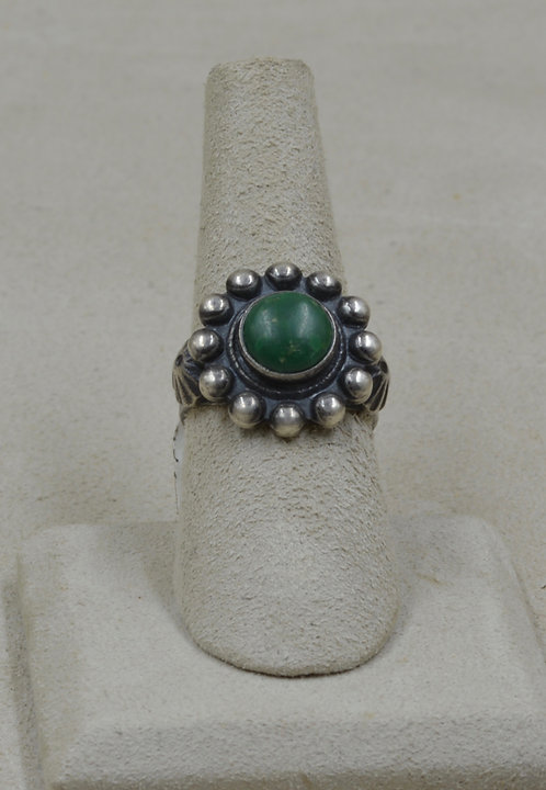 Vintage Fred Harvey 7x Ring