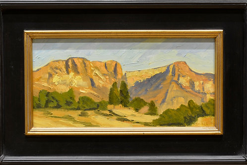 """""""Ghost Ranch Vista"""" by Donal O'Toole"""