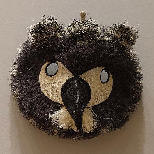 Small Harpy Emberá Mask