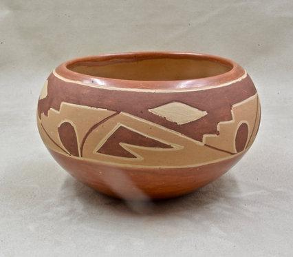 San Juan Pueblo Pot by Unknown Artist, 1963