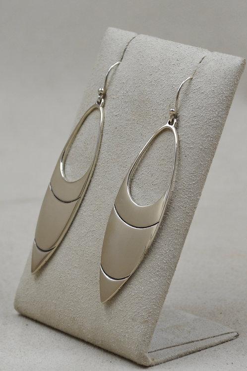 Long Tribal Earrings by Roulette 18