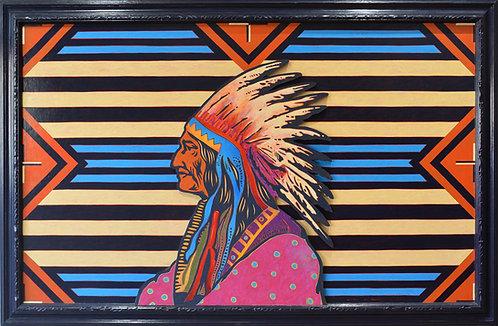 """""""Big Chief"""" 3rd Phase - by Rhett Lynch"""