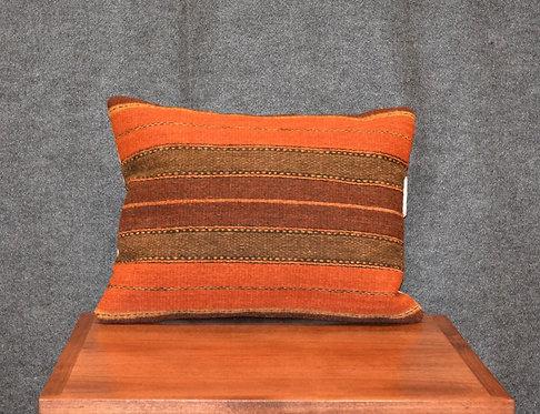 """Set of 2 Zapotec Stripes Pillows - 12"""" X 16"""""""