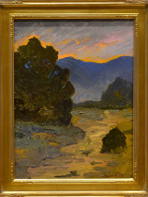 """Jemez Sunset"" by Donal O'Toole"