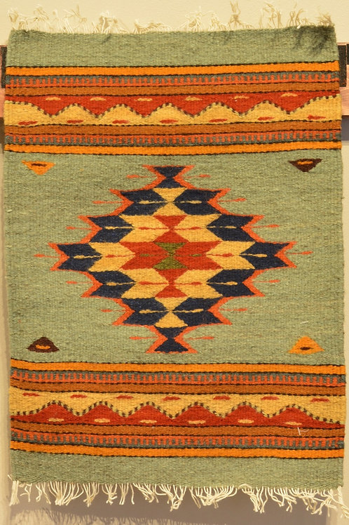 "Set of 4 Zapotec Placemats - 16"" X 20.5"""