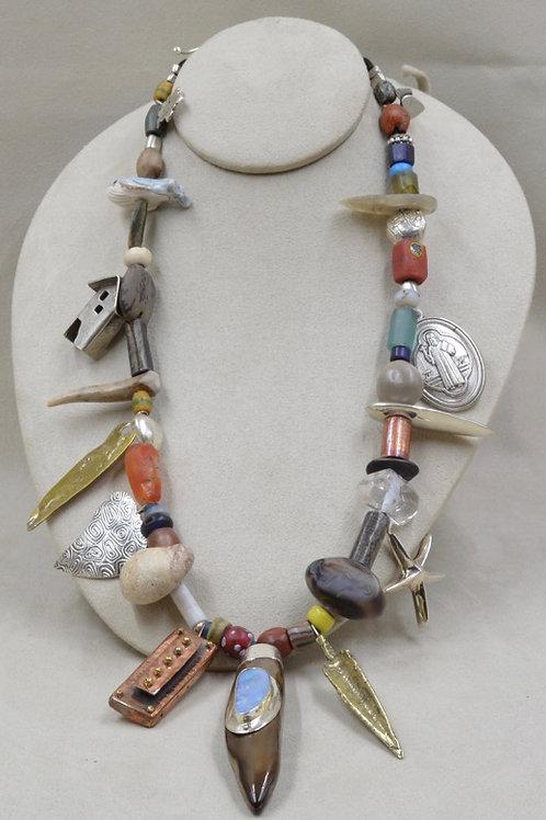 Kitchen Sink Necklace by Richard Lindsay