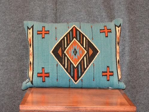 """Set of 2 Zapotec Fino Pillows - 16"""" X 21"""""""