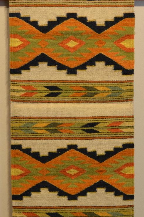 Zapotec Table Runner - 15&quo