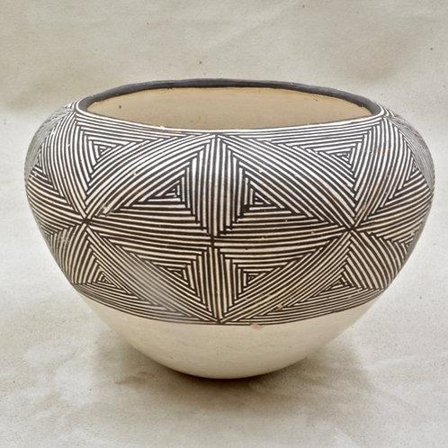 Acoma Vase by Maria Z Chino