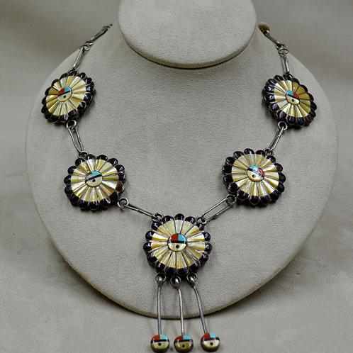 Zuni Pueblo Necklace