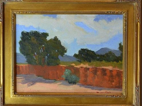"""""""Arroyo Las Campanas"""" by Donal O'Toole"""