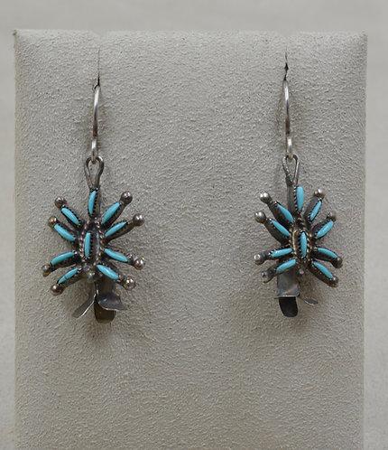 Vintage 60's Zuni Petit Earrings