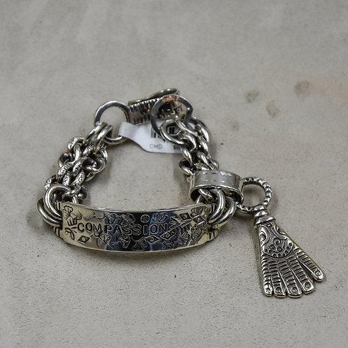 Compassion Bracelet by Melanie DeLuca