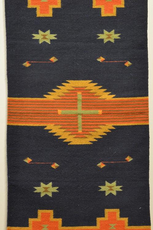 "Zapotec Rug - 60"" X 30"""