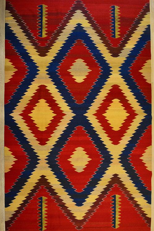 Eye Dazzler Extra Large Rug, 10' x 12', by Sergio Martinez - Zapotec