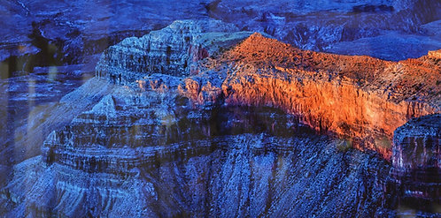 """""""Grand Canyon"""" by Arland Ben"""