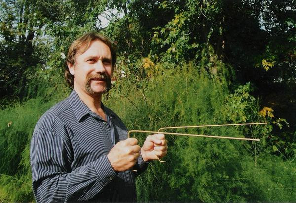 rods for dowsing